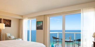 Beach Vacation At The Fort Lauderdale Marriott Pompano Beach Resort & Spa