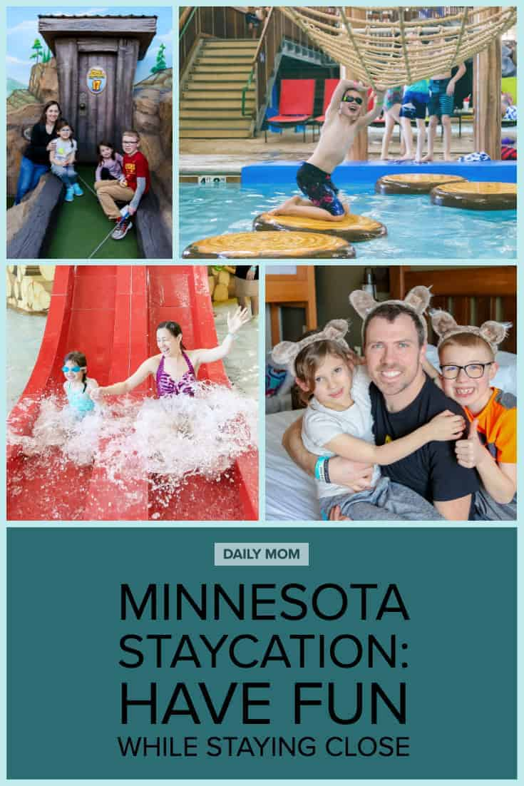 A Minnesota Staycation For The Entire Family: Swimming, Sweets, And Stem!