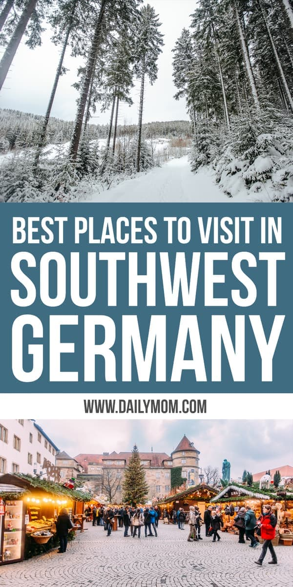 German Holidays: Best Cities To Visit In Southwest Germany