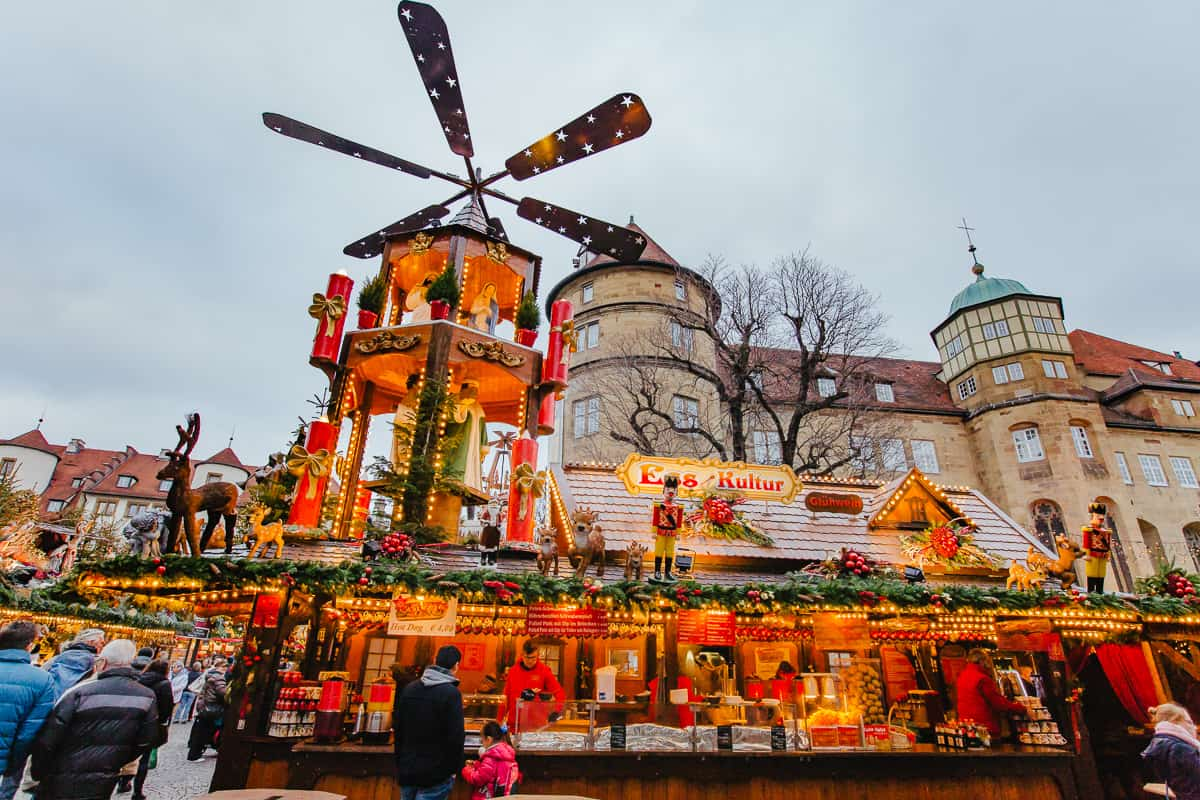 Southwest Germany With Kids: 5 Day Christmas Markets Itinerary